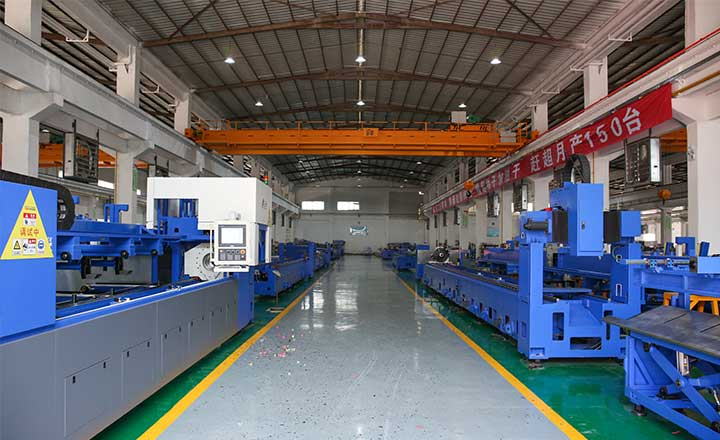 Han's Laser Smart Equipment Group 3rd Factory