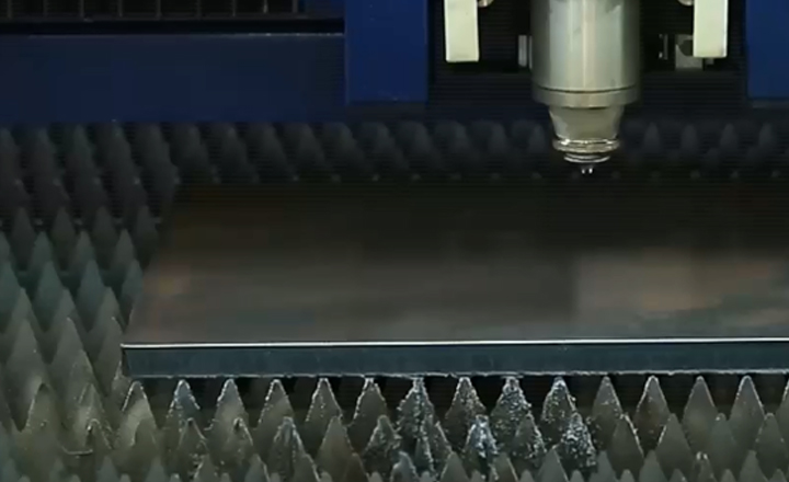 2D Laser Cutting | Bright-surface Laser-Cut