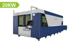 HF Series Fiber Laser Cutting Machine