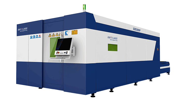 MF Series Fiber Laser Cutting Machine